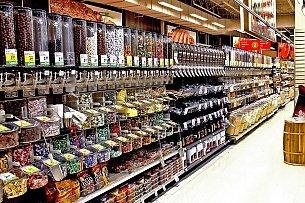 grocery store bulk bin